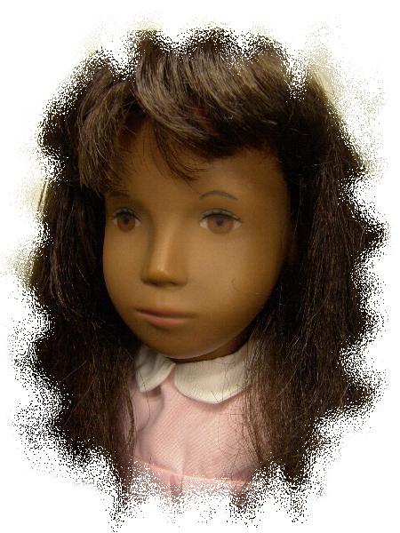 sasha puppen sasha girl mit braunen haaren. Black Bedroom Furniture Sets. Home Design Ideas