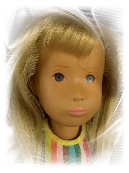 Sasha Puppen » Sasha Serie blonde no philtrum