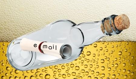 e-Mail für Sammelgut - Angebote